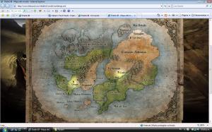 Diablo III World Map