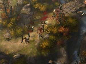Diablo III action
