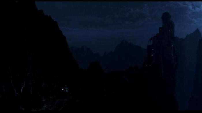 El Castillo de Drácula... El Nido de la Obscuridad