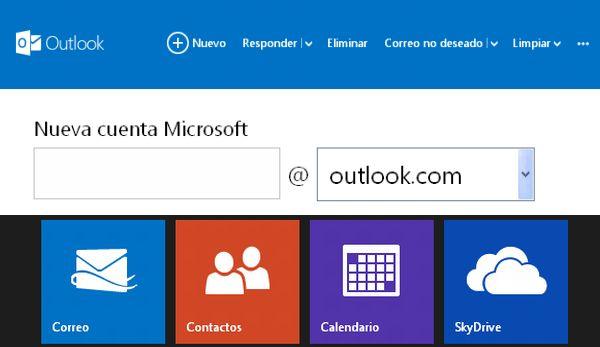 Hotmail.com se convierte en Outlook.com